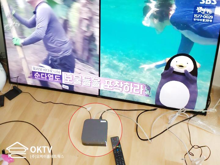 벽걸이TV설치